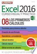Excel 2016 – Los Primeros Cálculos