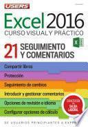 libro Excel 2016 – Seguimiento Y Comentarios