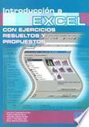 libro Introducción A Excel