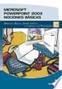 libro Microsoft Office Powerpoint 2003