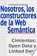 libro Nosotros, Los Constructores De La Web Semántica