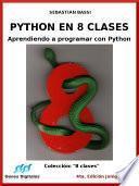 libro Python En 8 Clases