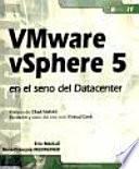libro Vmware Vsphere 5 En El Seno Del Datacenter