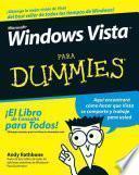 Windows Vista Para Dummies