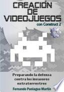 libro Creación De Videojuegos Con Construct 2