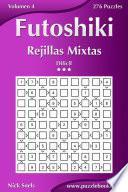Futoshiki Rejillas Mixtas   Difícil   Volumen 4   276 Puzzles
