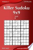 Killer Sudoku 9×9   Fácil   Volumen 2   270 Puzzles