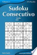 Sudoku Consecutivo   Medio   Volumen 3   276 Puzzles