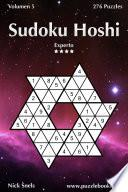 Sudoku Hoshi   Experto   Volumen 5   276 Puzzles