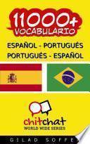 11000+ Español   Portugués Portugués   Español Vocabulario
