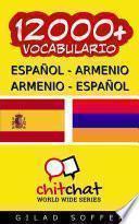 12000+ Español   Armenio Armenio   Español Vocabulario