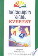 Diccionario Inicial Everest