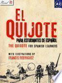 Fragmento Gratis. El Quijote Para Estudiantes De Español. Libro De Lectura. Nivel A2. Principiantes