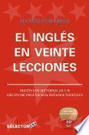 libro Inglés En Veinte Lecciones