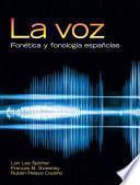 libro La Voz