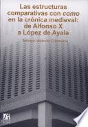 libro Las Estructuras Comparativas Con  Como  En La Crónica Medieval