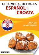 libro Libro Visual De Frases Español Croata