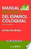 libro Manual Práctico Del Español Coloquial