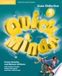 Quick Minds Level 5 Guía Didáctica