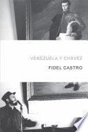 libro Venezuela Y Chávez