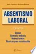 libro Absentismo Laboral