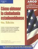 libro Cómo Obtener La Ciudadanía Estadounidense