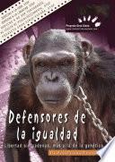 libro Defensores De La Igualdad