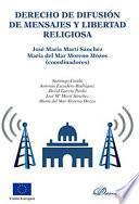libro Derecho De Difusión De Mensajes Y Libertad Religiosa.
