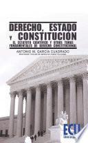 libro Derecho, Estado Y Constitución