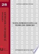 libro Nueva Introducción A La Teoría Del Derecho