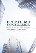 Propiedad Inmobiliaria, Blanqueo De Capital Y Crimen Organizado.