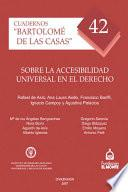 libro Sobre La Accesibilidad Universal En El Derecho