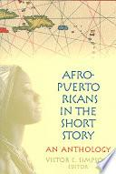 Afro Puerto Ricans In The Short Story