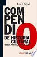 Compendio De Historia Cultural