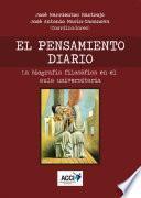 El Pensamiento Diario   La Biografía Filosófica En El Aula Universitaria