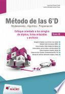 Metodo De Las 6 ́d   Modelamiento, Algoritmo, Porgramacion