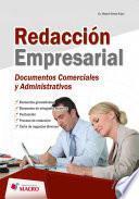 Redacción Empresarial