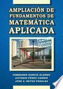 libro Ampliación De Fundamentos De Matemática Aplicada