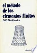 libro El Método De Los Elementos Finitos