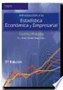 libro Introducción A La Estadística Económica Y Empresarial