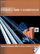 libro Introducción A La Probabilidad Y Estadística