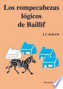 libro Los Rompecabezas Lógicos De Baillif