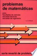 libro Problemas De Matemáticas
