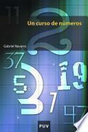 libro Un Curso De Números