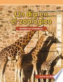 libro Un Día En El Zoológico (day At The Zoo)