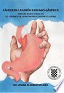 libro CÁncer De La UniÓn Esofago GÁstrica