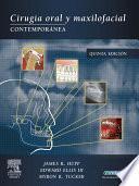 libro Cirugía Oral Y Maxilofacial Contemporánea