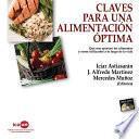 libro Claves Para Una Alimentación óptima