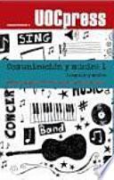 libro Comunicación Y Música I