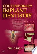 libro Contemporary Implant Dentistry